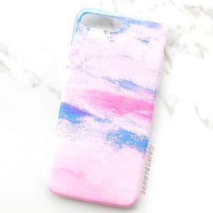 Accessories - NEW iPhone 7 Plus/8 Plus Marble Sky Soft TPU Case